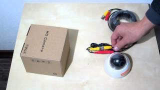 Обзор камеры видеонаблюдения для помещения.(Магазин систем видеонаблюдения ZORKO Видеонаблюдение в Омске Сайт магазина http://zorko.tv/ Наша компания производ..., 2015-10-25T20:36:19.000Z)