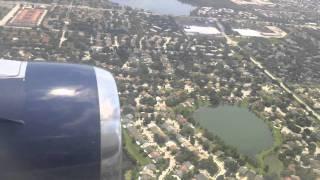 U.S Airways Boeing 767 Very fast Bounced Landing Orlando
