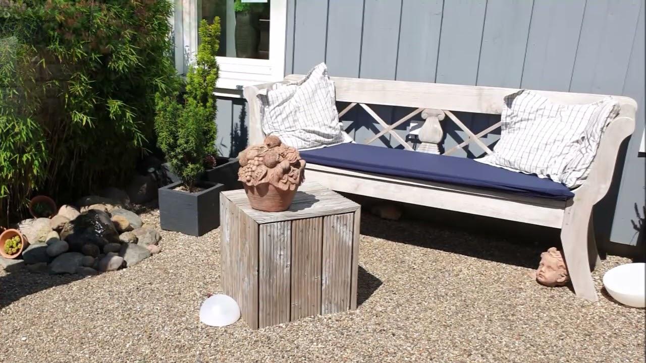 """Garten Sitzecken """" Wo sitzen wir denn? """" Bärbels Wohn & Deko Ideen"""