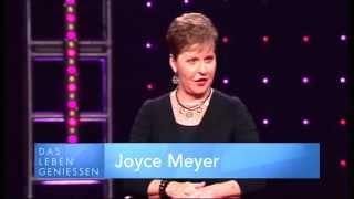 Mach dir das Leben leichter (1) – Joyce Meyer – Seelischen Schmerz heilen