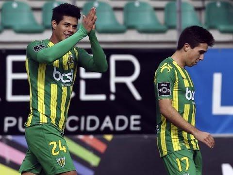 Gol de Yordan Osorio en su debut ante Chaves | CD Tondela 2-0 GD Chaves