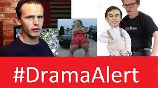iDubbbz ROAST Leafy AGAIN! #DramaAlert Pokemon Go Streamer Robbed & Assaulted LIVE