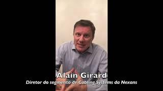 Depoimento  de Alain Girard sobre a Channels' University