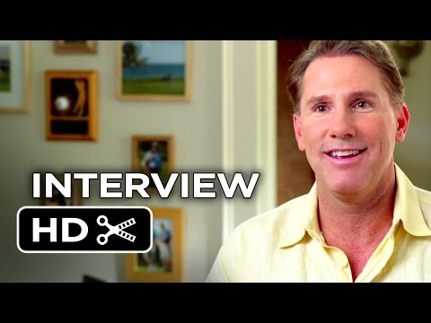 The Best Of Me Interview - Nicholas Sparks (2014) - Michelle Monaghan Romance Movie HD