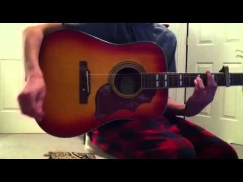 Drive By Train Cover with Chords! - YouTube