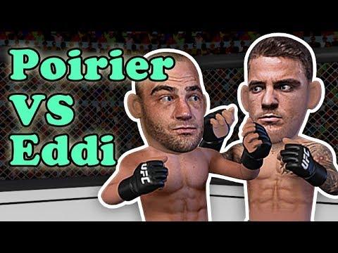 Dustin Poirier vs Eddie Alvarez UFC Calgary