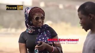 Kalli Yanda (Nana Jaruman Kannywood )Ke Sata Da Bindiga a filin (Dr Sabon )- Ras 2018 arewa comed