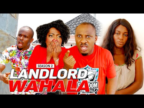 LANDLORD WAHALA 2 - LATEST NIGERIAN NOLLYWOOD MOVIES