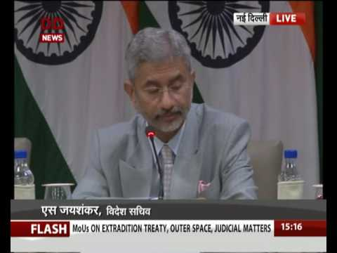 MEA: Afghanistan and India Signed 3 MOUs