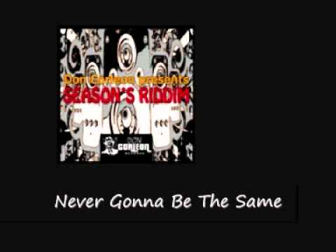 Sean Paul Never Gonna Be The Same Season Riddim