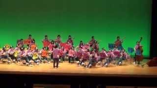 マンドリンオーケストラの演奏です。(26-2-4) 編曲及び指揮:マンドリン...