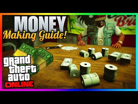 "GTA 5 Online: BEST ""BIKER"" MONEY GUIDE! - Fast Unlimited Money Not Money Glitch PS4/Xbox One/PC 1.38"