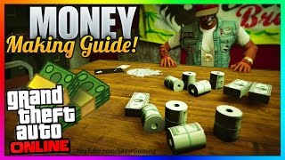 "GTA 5 Online: BEST ""BIKER"" MONEY GUIDE! - Fast Unlimited Money Not Money Glitch PS4/Xbox One/PC 1.41"