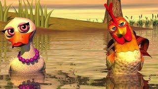 El Gallo y la Pata - Canciones de la Granja de Zenón 2 thumbnail