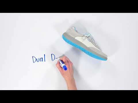 Video for Sporty Lace Up Sneaker this will open in a new window