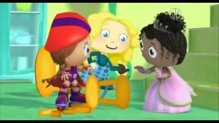 024 Super Why    Goldilocks and the Three Bears  The Mystery