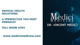 Radical Health Solutions: A Perspective You Must Embrace!! - Full Show #394