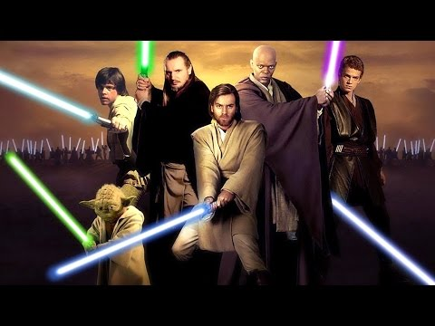 TOP 10 Most POWERFUL JEDI