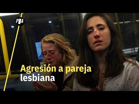 Agreden a pareja lesbiana en autobús de Londres
