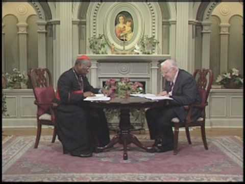Using the Communion Plate, Altar Rails, and How Many Masses w/ Cardinal Arinze
