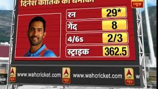 India Vs Bangladesh in Nidahas Trophy final: When Dinesh Karthik hit the winning six