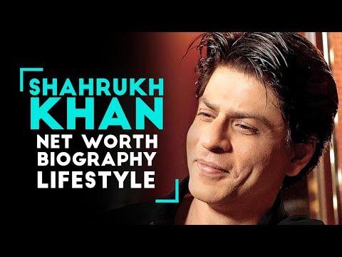 Shahrukh Khan Net Worth, Biography & Lifestyle | CelebrityLinks
