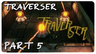 Traverser Gameplay Walkthrough Part 5 - PRISON BREAK
