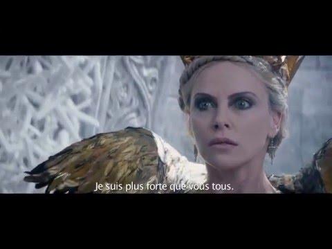 Le Chasseur et la Reine des Glaces vostfr streaming vf
