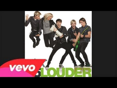 R5 (Ross Lynch) - Pass Me By (Radio Disney Version) - R5 Louder Deluxe Edition