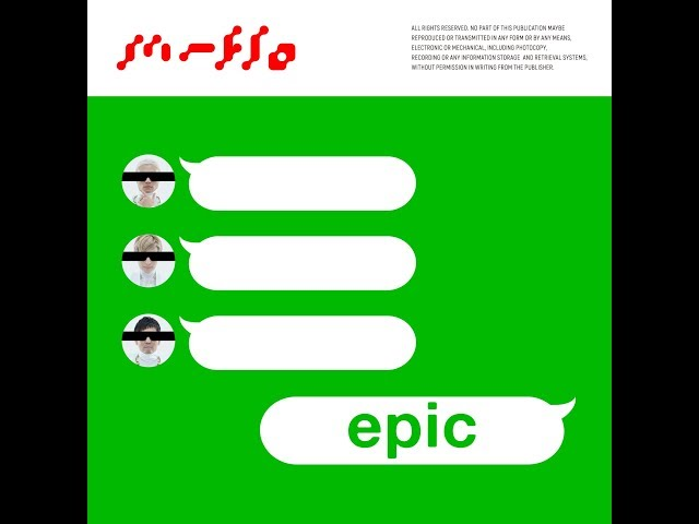 m-flo / epic Lyric Video
