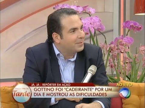 Reinaldo Gottino Fala Sobre As Matérias Mais Emocionantes De Sua Carreira