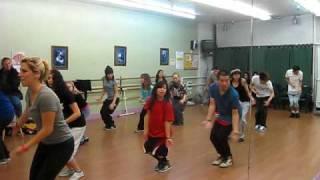 Randy Van Le - Beg Hip Hop 'Whatcha Say'  Jason Derulo(Class)
