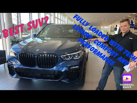 2021 BMW X5 M-Sport xDrive 40i Review!!!!!! An SUV That Offers Luxury, Comfort and Performance?