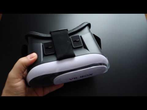 Prezentare ochelari VR Google Cardboard 2nd Generation