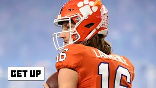 Get Up discusses how No. 1 Clemson could be evaluated without Trevor Lawrence