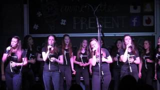 Into You A Cappella Cover-The Harmonettes