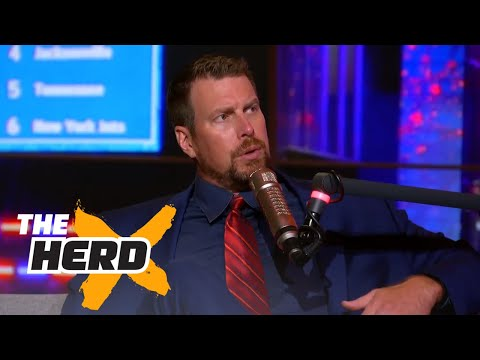Ryan Leaf provides NFL Draft analysis and shares his perspective | THE HERD (FULL INTERVIEW)