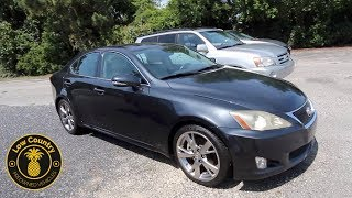 2009 Lexus IS250 Review @ Low Country Preowned | Mt. Pleasant, SC