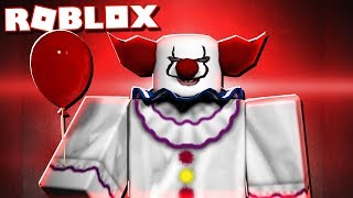 """THE """"IT"""" MOVIE IN ROBLOX!"""