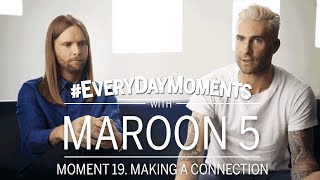 Maroon 5 -- Making a Connection