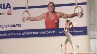JO-2012 : Jovtchev, le doyen de la gymnastique olympique