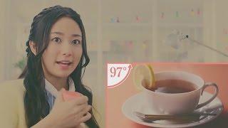 "Fumino Kimura , Zojirushi ""So I My bottle (warm)"" commercial."