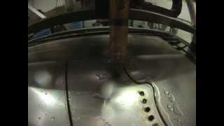 Cnc Plasma Ride Along Time Lapse