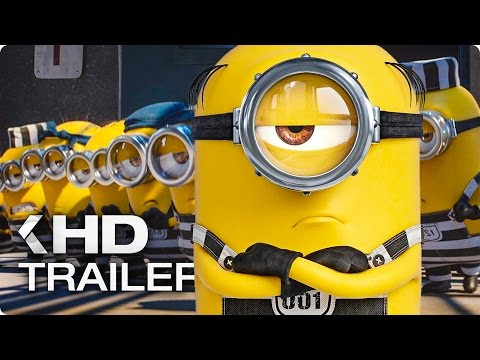 Thumbnail: DESPICABLE ME 3 ALL Trailer & Clips (2017)
