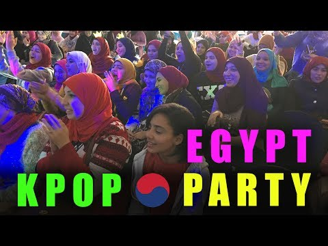 KPOP PARTY EGYPT | The Daily Oppa