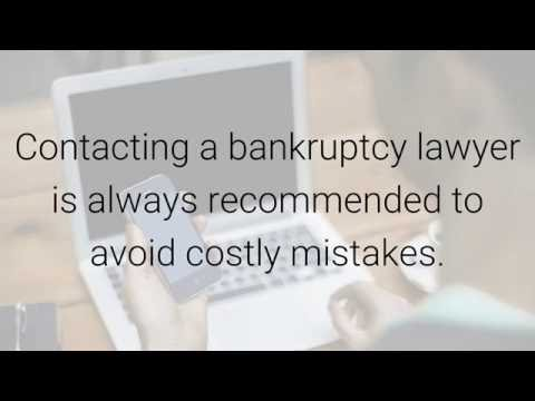 What to Avoid Before Bankruptcy | Bankruptcy Attorney | Alfred Abel Law Offices