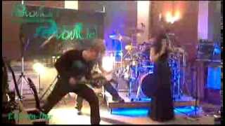 Revontulet - Master of puppets (Metallica cover) live on-line concert 26.01.2014