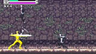 Game Boy Advance Longplay [067] Power Rangers S.P.D