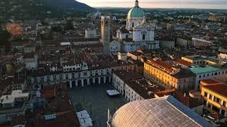 Vizitu Breŝon-Visitate Brescia