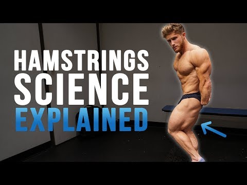 The Most Effective Way to Train HAMSTRINGS | Training Science Explained